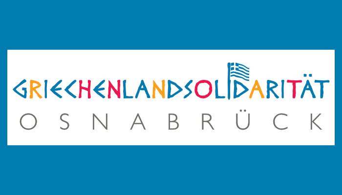 Logo Griechenlandsolidarität Osnabrück